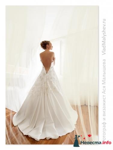 Wedding Saloon :: Шанель, свадебное платье - Свадебные платья и