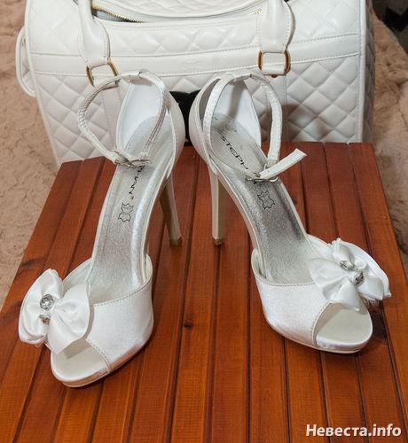 Свадебные босоножки купить