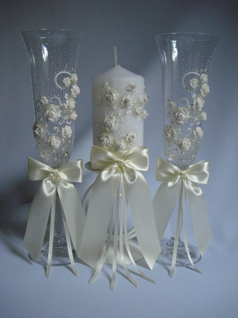 """Фото 17 - Фотоальбом """"Свадебная атрибутика ручной работы"""" пользователя Салон торжеств Prestigio - свадебные фотографии на вороне"""