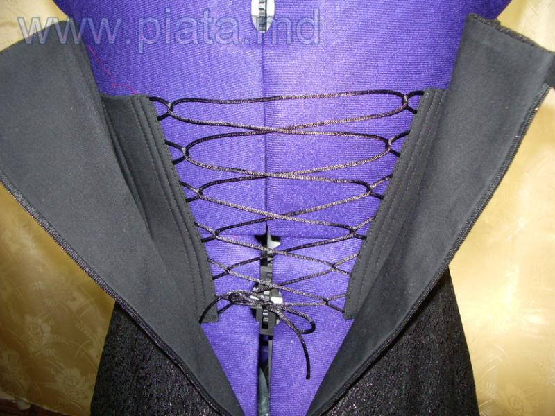 Мастер класс пошиву корсета