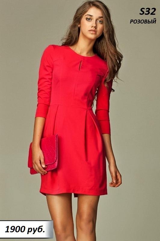 Купить красивое классическое платье 12