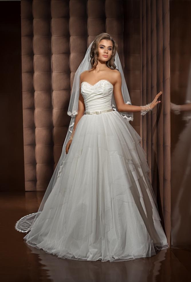 Wedding Saloon :: свадебные платья Rozy 2013 - Свадебные платья и