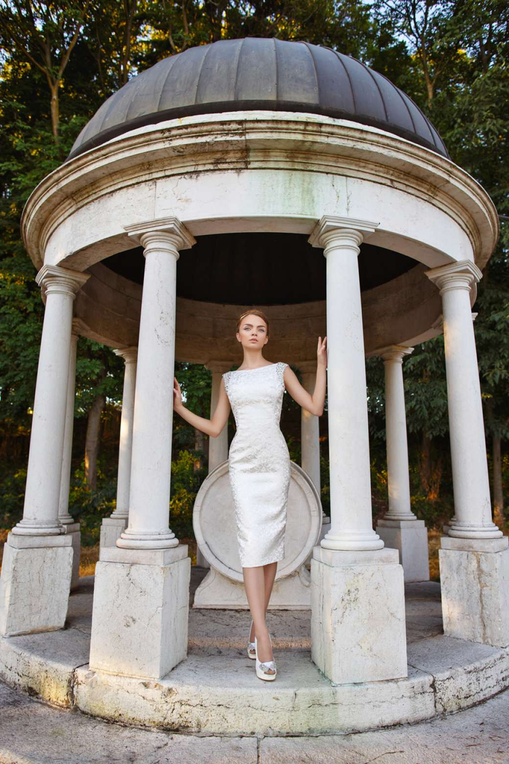Свадебные платья 2014 заказать 11