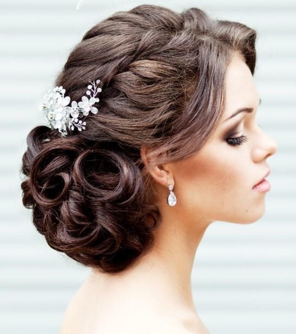Самые красивые вечерние причёски в греческой тематике. Фото №4