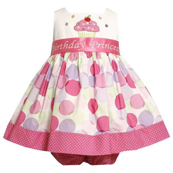 Выкройка платья на 1 годик 6