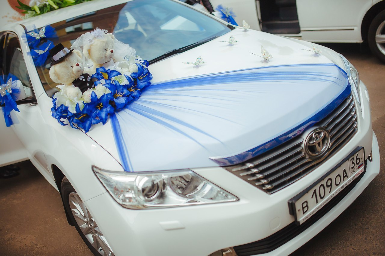 Как украсить авто на свадьбу своими руками фото 7