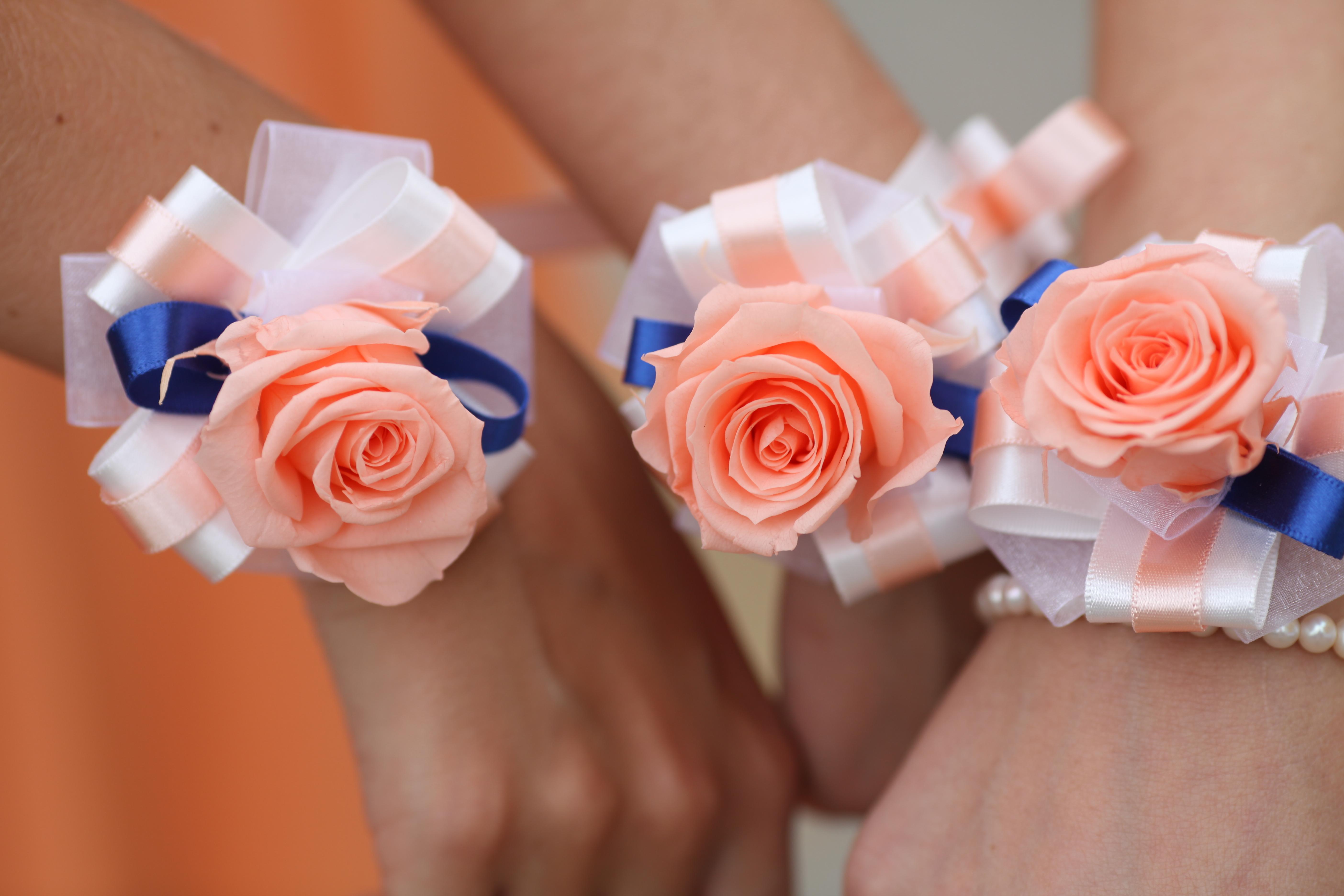 Браслеты для подружек невесты: оригинальное украшение на руку 95
