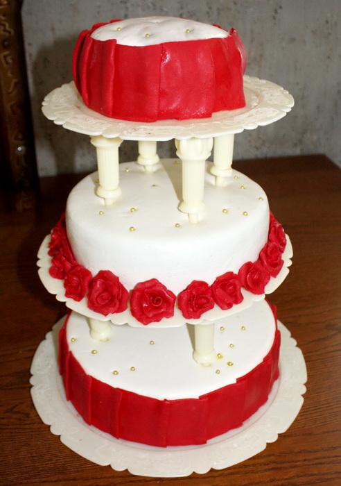 Свадебный торт фото рязань