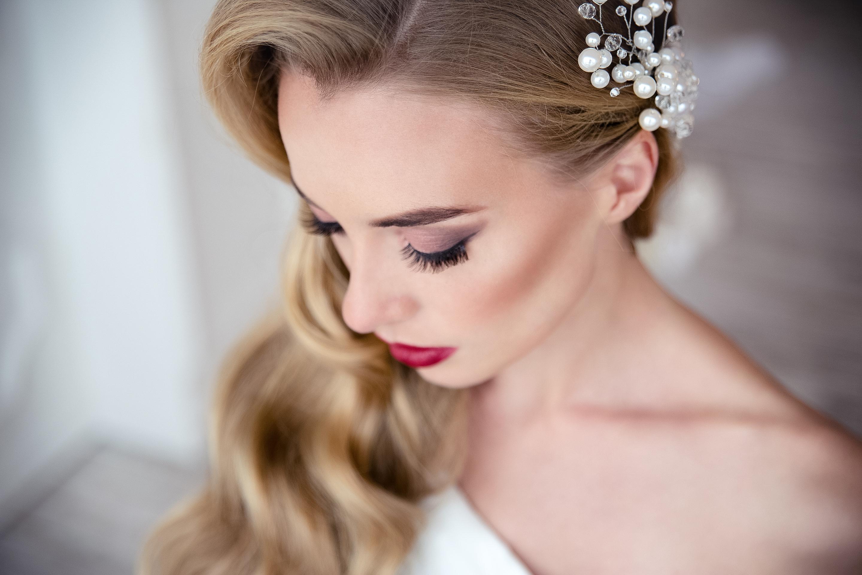 Обучение свадебным прическам и визаж