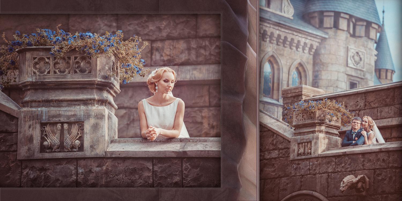 Фото девушек в замке 10 фотография