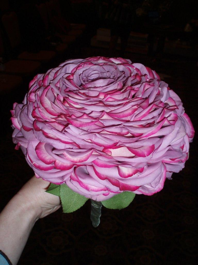 Букет невесты из лепестков роз как сделать - Kaps-vl.ru