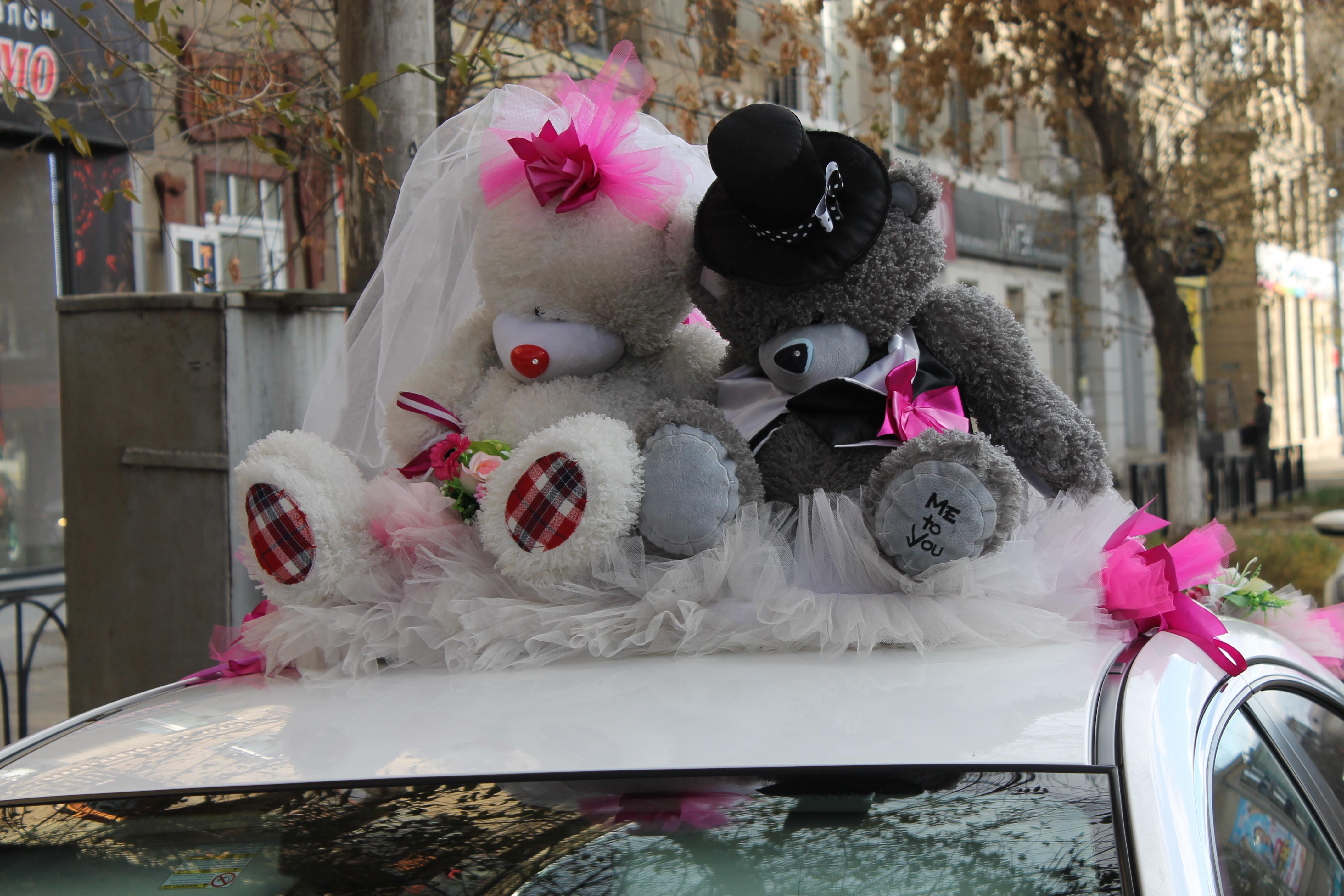 Свадьба с мишками фото