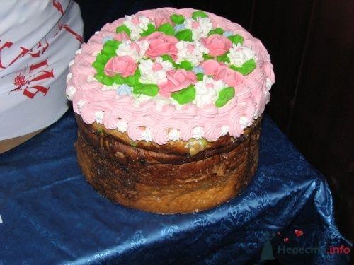 Свадебный торт. - фото 118 simik