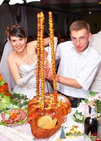 Каравай на свадьбу. - фото 93 simik