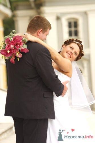 Свадебный букет невесты из розовых калл. - фото 103 Невеста01
