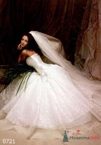 Фото 5388 в коллекции Каталог платьев - Невеста01