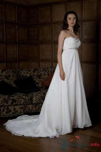 Фото 5389 в коллекции Каталог платьев - Невеста01