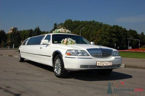 "Линкольн Таун Кар 9 мест 2007 год - фото 125 Транспортная компания ""Лимузиновъ"""