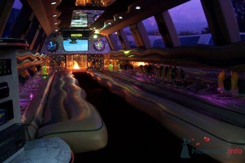Фото 4761 в коллекции лимузин на свадьбу (30 мест) - Toplim - аренда транспорта