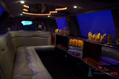Фото 4777 в коллекции лимузин на свадьбу (18 мест) - Toplim - аренда транспорта