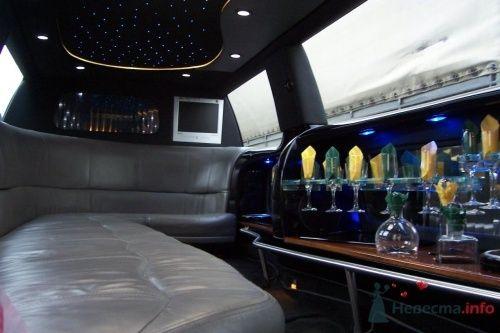 Фото 4795 в коллекции джип - лимузин черного цвета (17 мест) - Toplim - аренда транспорта