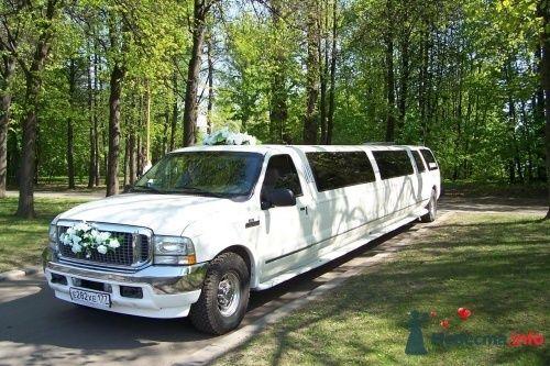 Фото 4821 в коллекции украшения на свадебную машину - Toplim - аренда транспорта