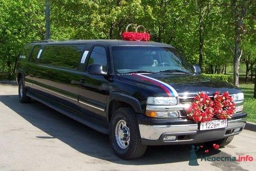 Фото 4828 в коллекции украшения на свадебную машину - Toplim - аренда транспорта