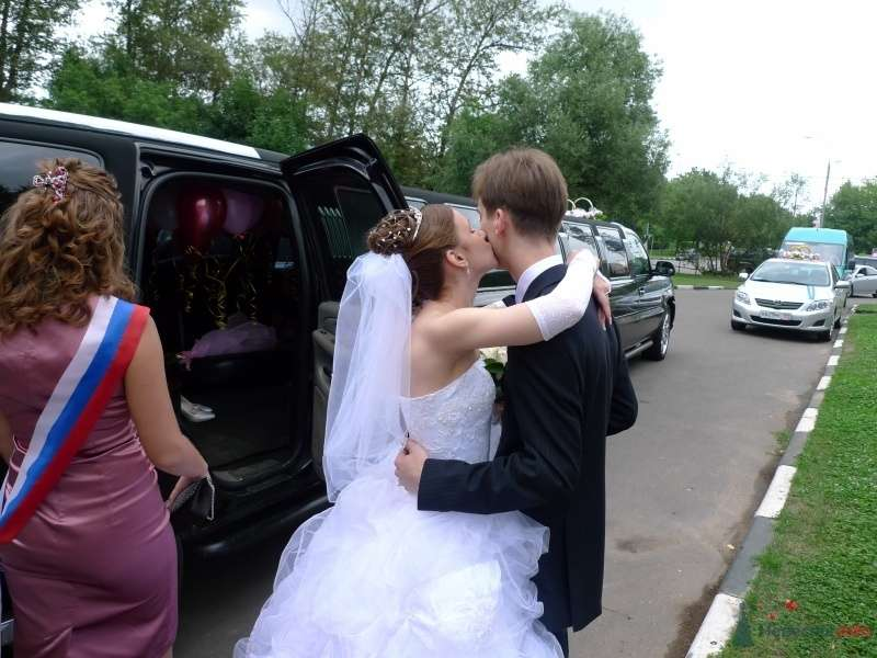 Фото 34576 в коллекции наша свадьба - Настенка