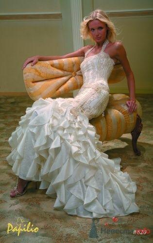 Фото 19596 в коллекции Свадебные и вечерние платья - Невеста01