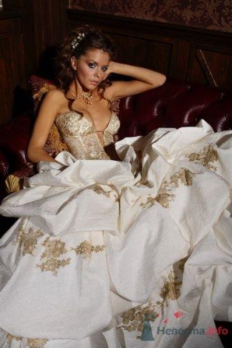 Фото 19615 в коллекции Свадебные и вечерние платья