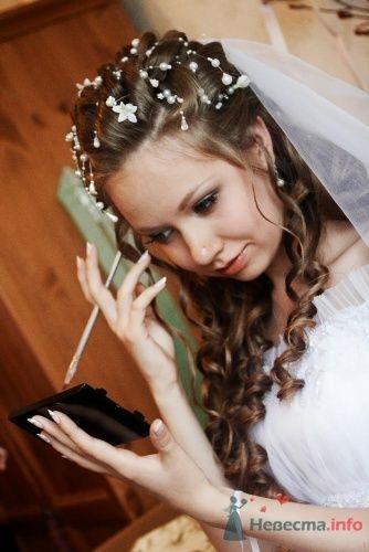 Невеста готовится  -  фотограф Максим Мишин - фото 4003 Фотограф Максим Мишин