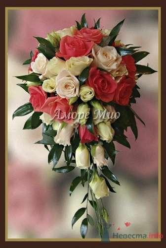 Букет невесты - фото 3098 Невеста01