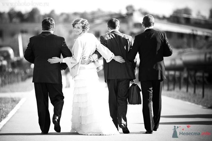 Фото 50562 в коллекции Свадебные фото - Фотограф Сергей Беликов