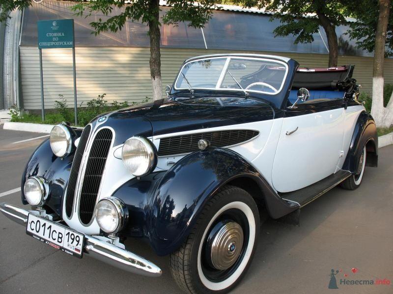 БМВ-326 Кабриолет, 1939г.в. - фото 61860 Сlassic-cars -  парк ретро автомобилей