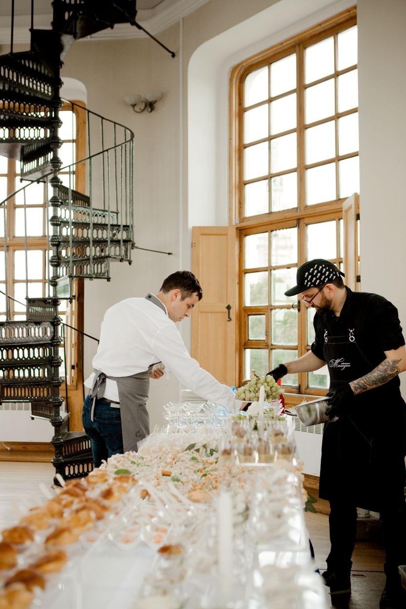 Фото 19488614 в коллекции Свадебный фуршет - Morozov catering - выездное обслуживание