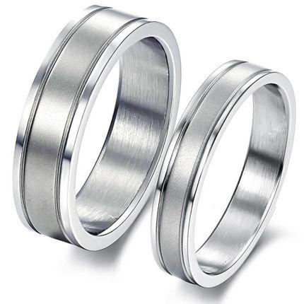 Кольца парные для помолвки