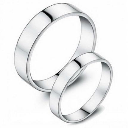 """Обручальные кольца для двоих """"Стильные чувства"""""""