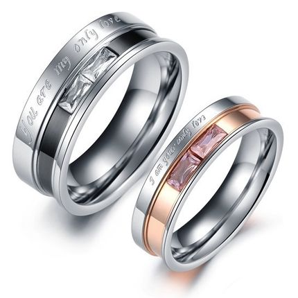 Кольца для влюбленных Ты мой (моя) единственный