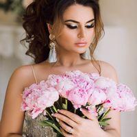 Макияж и причёска для невесты