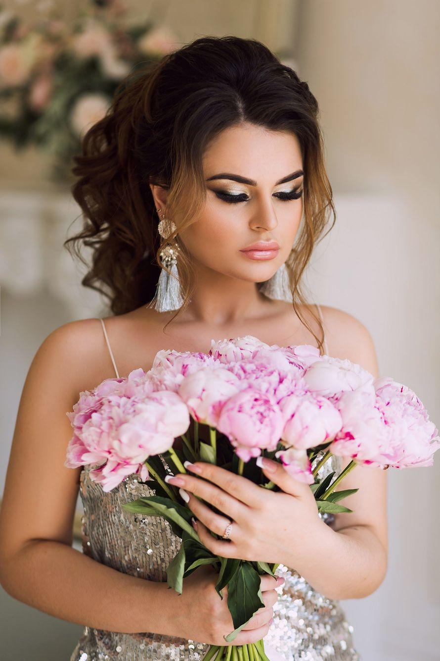 Фото 19515144 в коллекции Свадебные образы - Алина Мозгунова - стилист-визажист