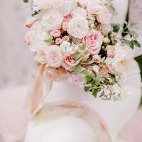Букет невесты Нежность лета