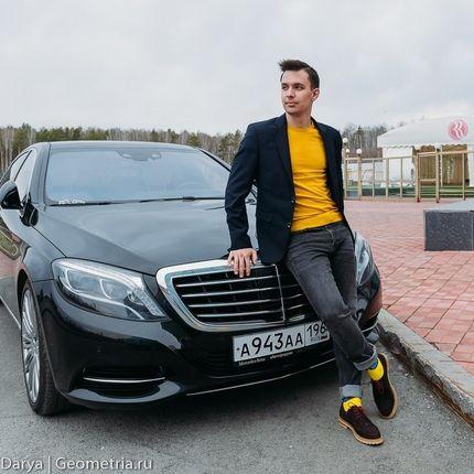 Автомобиль - Бизнес класс в аренду