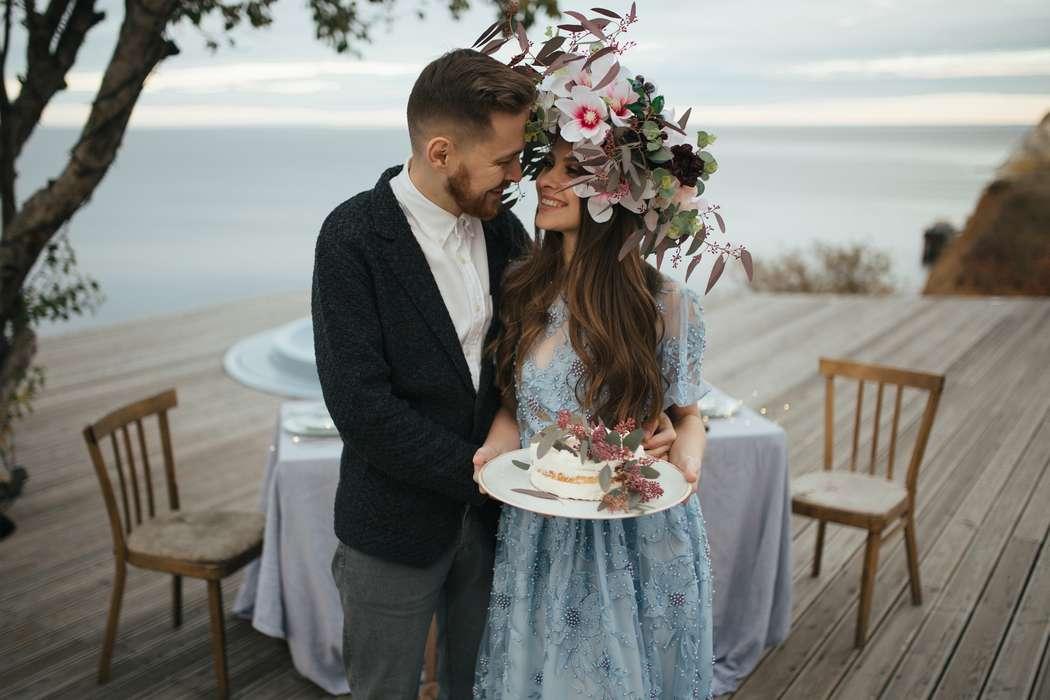 Фото 19582594 в коллекции Алина и Рамиль #дыханиеводы - Sofa wedding - студия свадеб