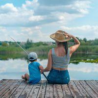 Аренда места для рыбалки