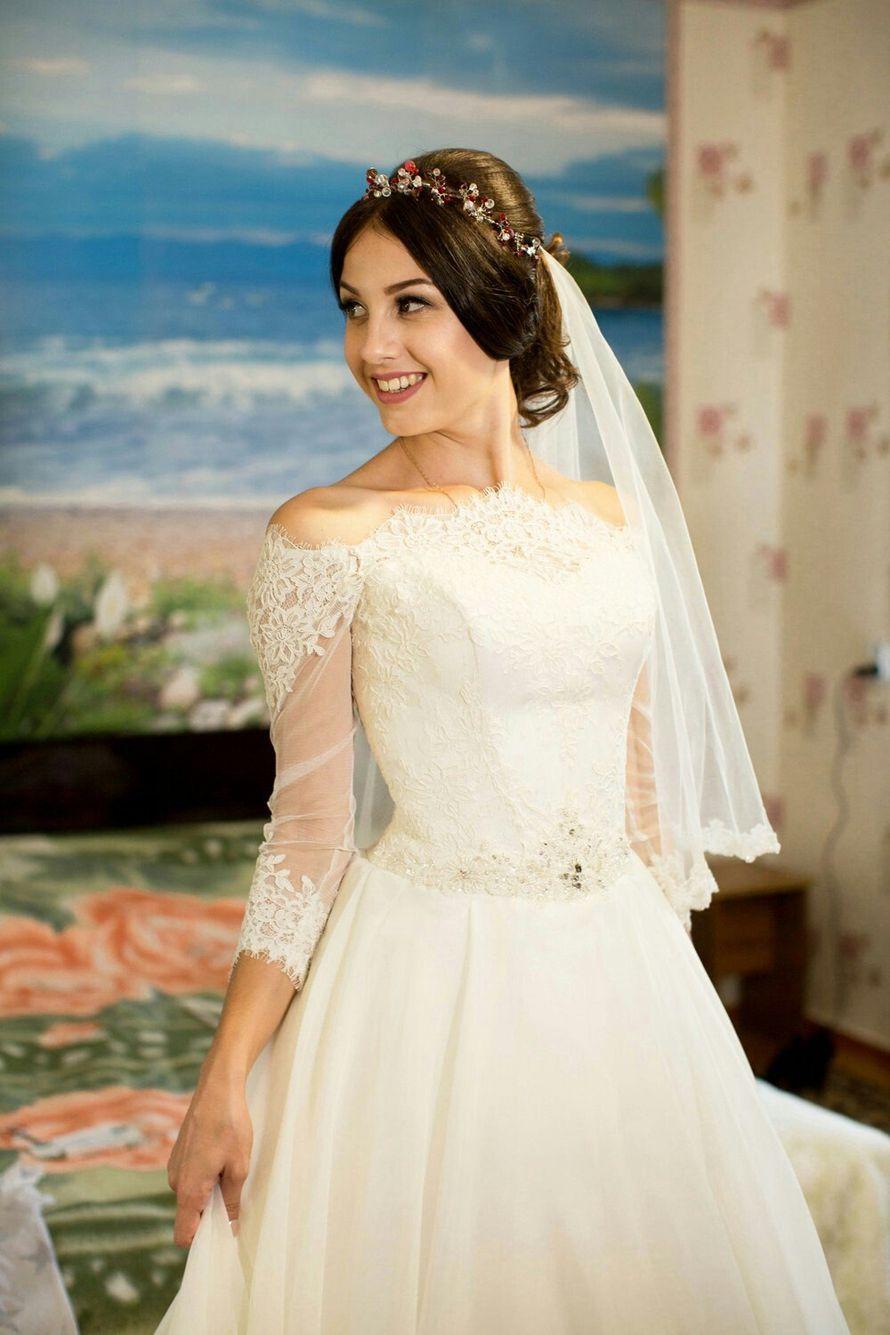 Фото 12873144 в коллекции Наши невесты - Свадебный бутик Lara