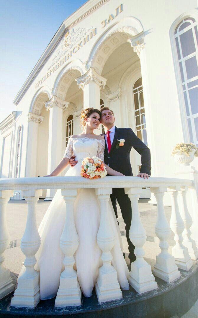 Фото 12873148 в коллекции Наши невесты - Свадебный бутик Lara