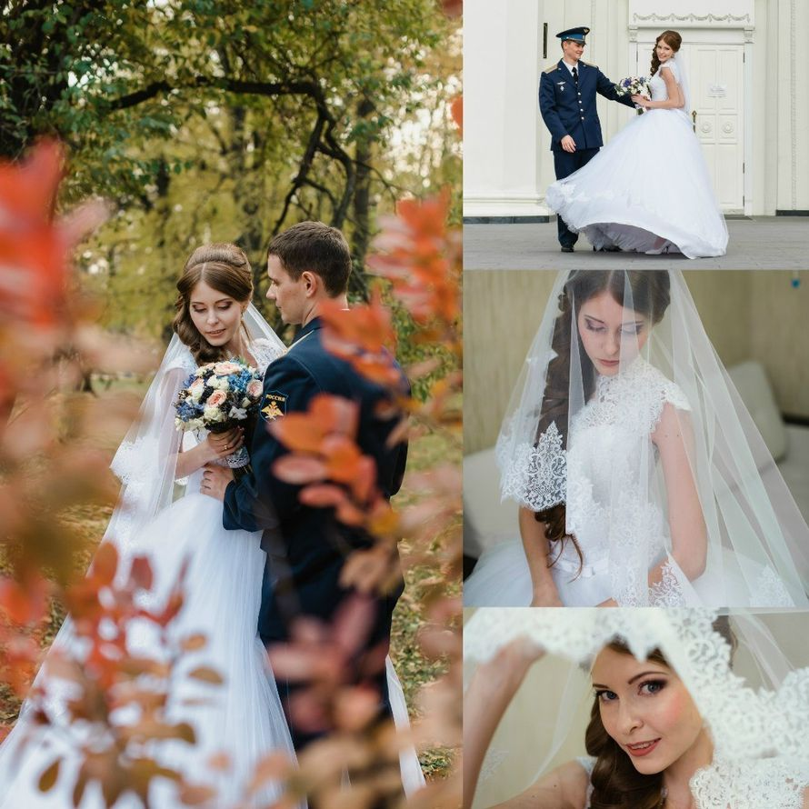 Фото 12873182 в коллекции Наши невесты - Свадебный бутик Lara