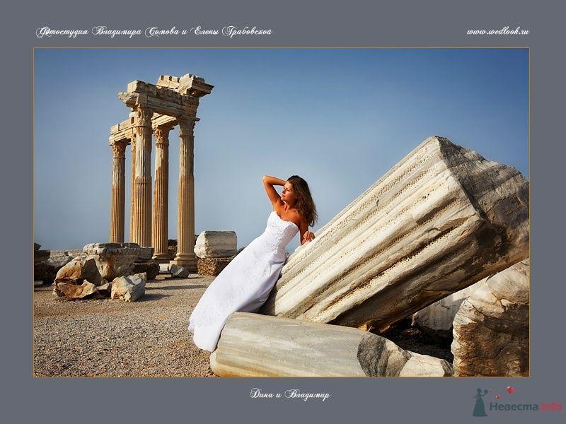Фото 62017 в коллекции Свадебный фотоальбом Избранное - Фотостудия Елены Грабовской и Владимира Сомова