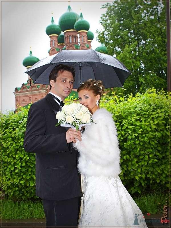 свадебное фото под зонтом :) - фото 62237 tvika