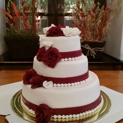 "Трехъярусный торт ""Таранто"", 1 кг"